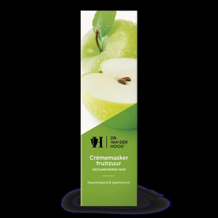 Crememasker fruitzuur 10 ml DR vd Hoog
