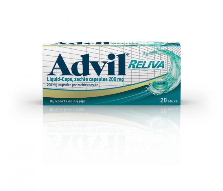 Advil relival liquid 200 mg 20 capsules