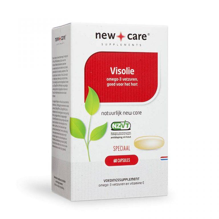 Visolie 60 capsules New Care