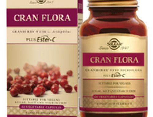 Cran Flora nieuw by Solgar