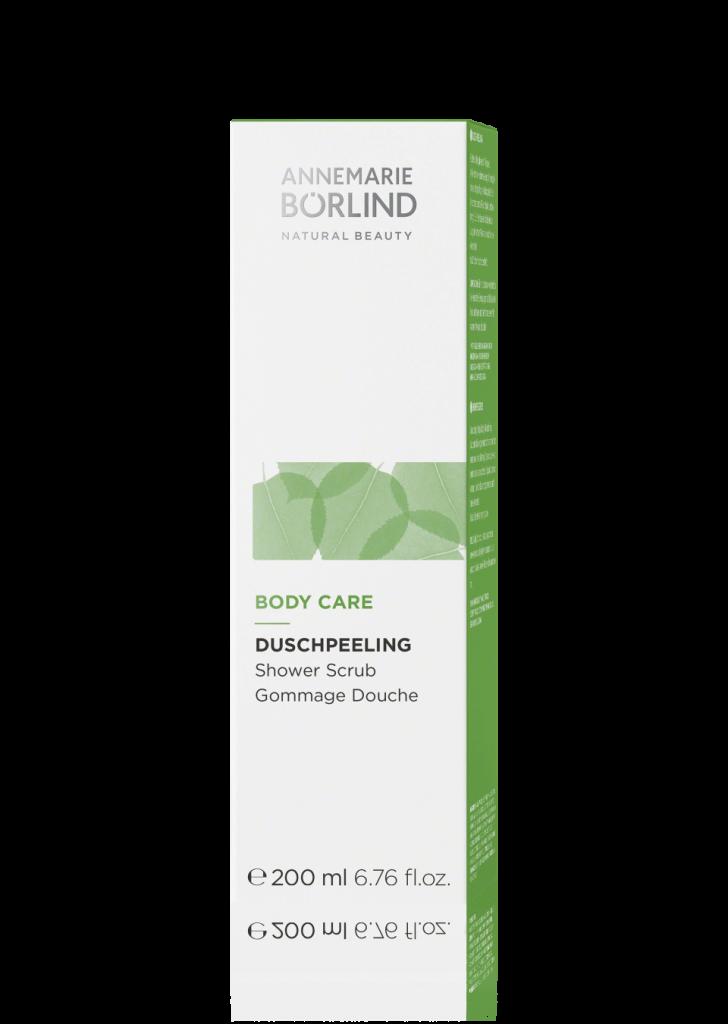 Body Care shower peeling 200ml Borlind