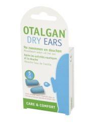 Dry ears oordopjes 5 paar Otalgan