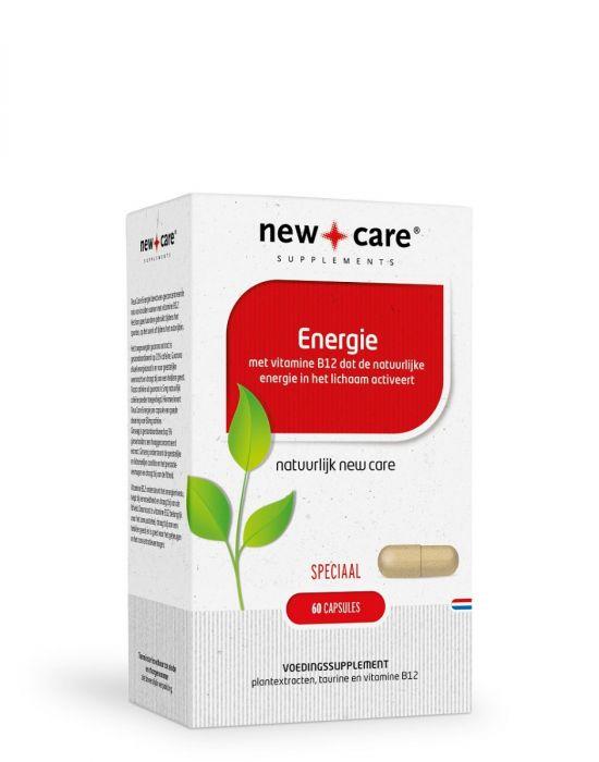 Energie 60 capsules New Care