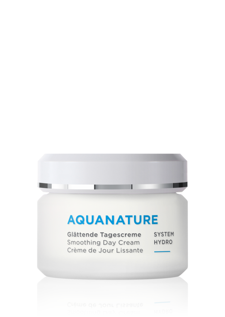 Aquanature egaliserende dagcreme 50 ml Borlind