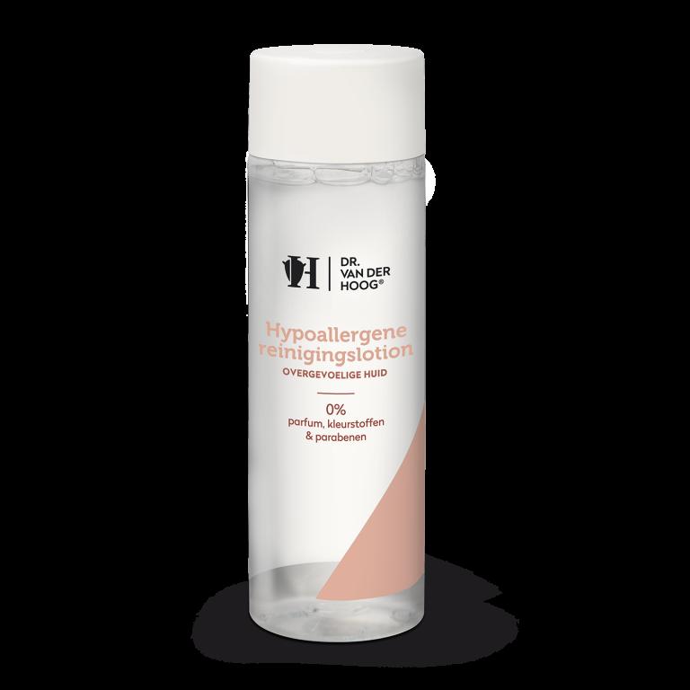 Hypoallergene reinigingslotion 200 ml DR vd Hoog