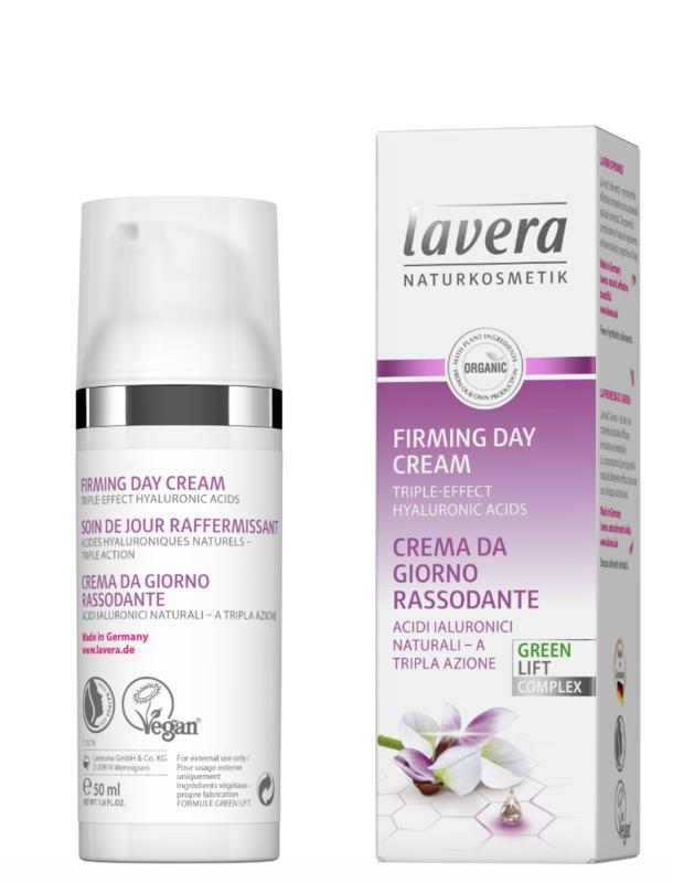 Dagcreme/day cream firming karanja 50 ml Lavera