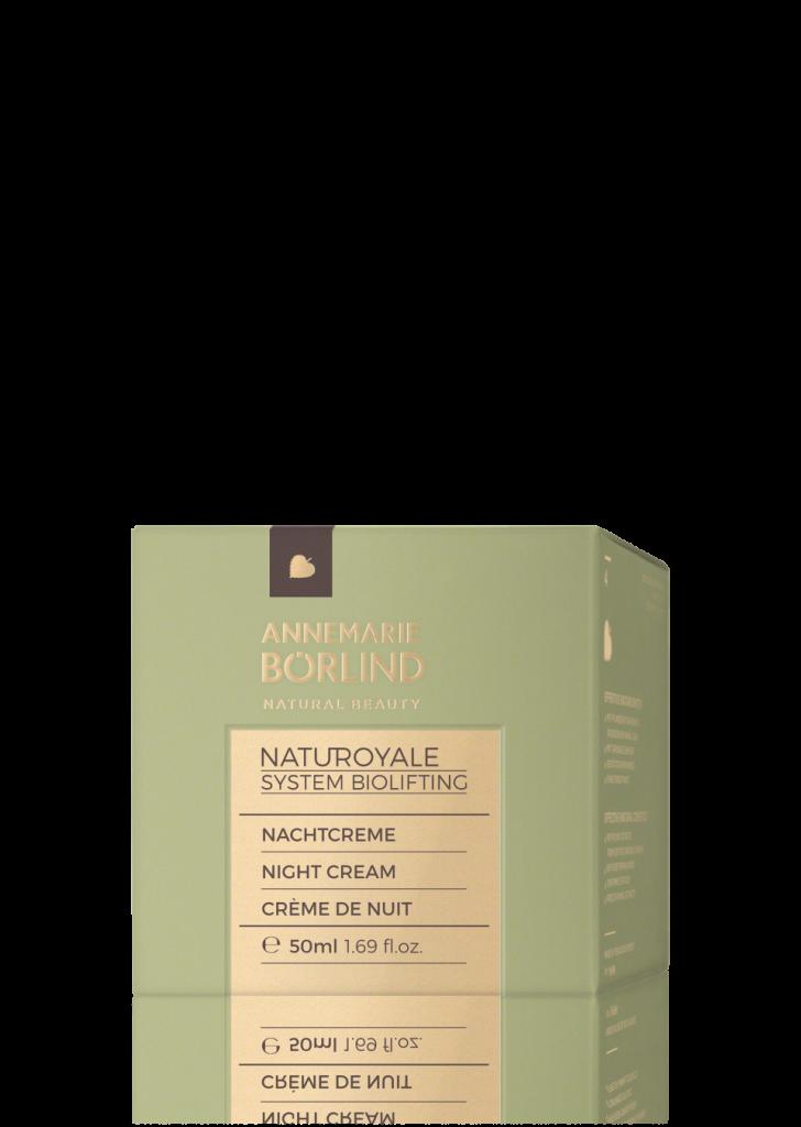 Naturoyale biolifting night repair 50 ml Borlind