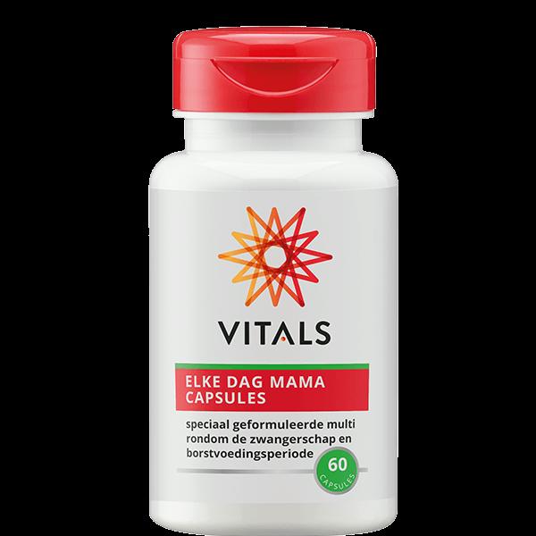 Elke dag mama capsules 60 capsules Vitals