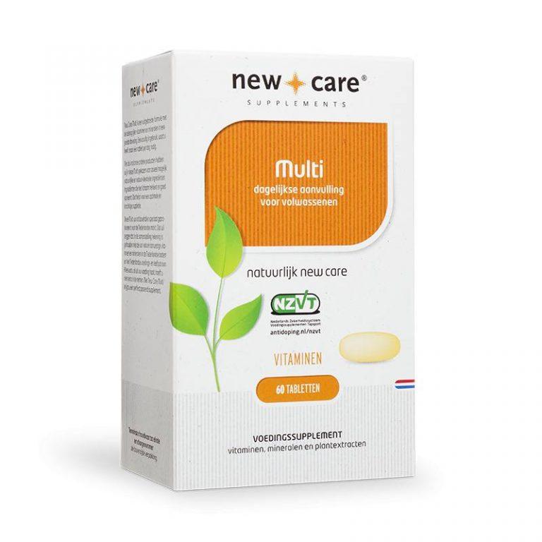 Multi 60 tabletten New Care