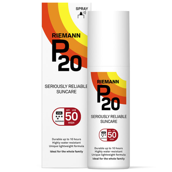 Once a day factor 50 100 ml P20