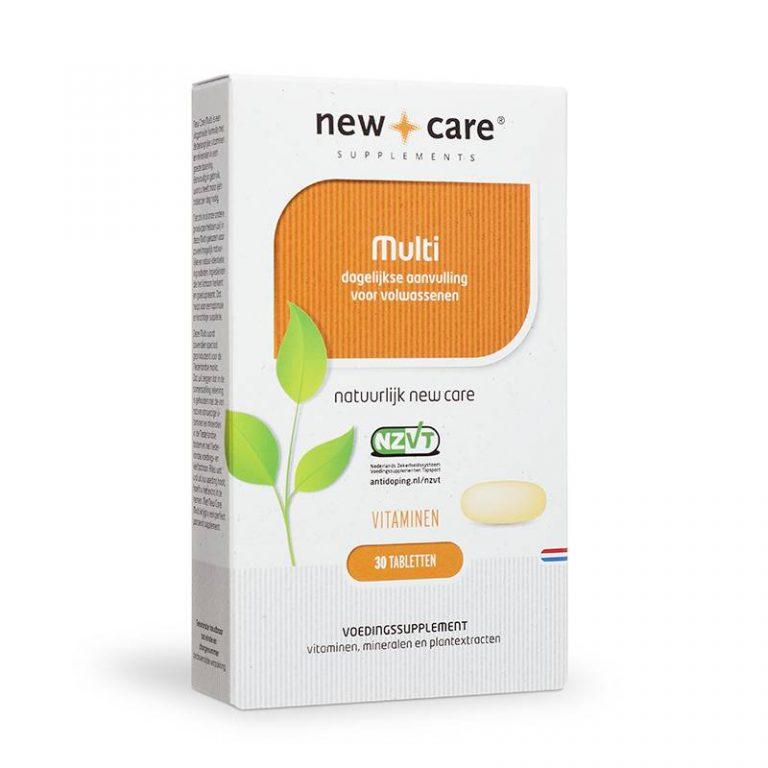 Multi 30 tabletten New Care