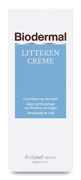 Littekencreme 75 ml Biodermal