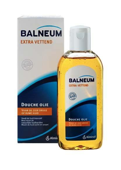 Balneum doucheolie extra vettend 200 ml