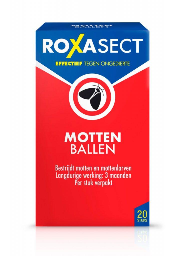 Mottenballen 20 stuks Roxasect