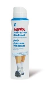 Voet en schoen deo spray 150 ml Gehwol