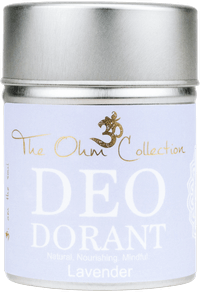 Deodorant poeder Lavender 120 gram The Ohm Collect