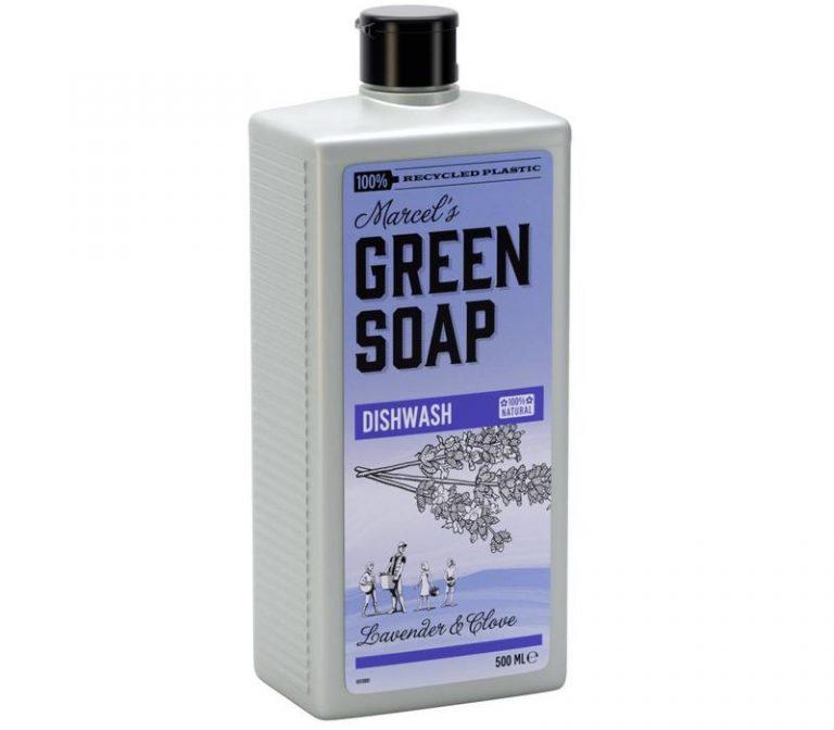 Afwasmiddel lavendel & rozemarijn 500ml Marcel's GR Soap