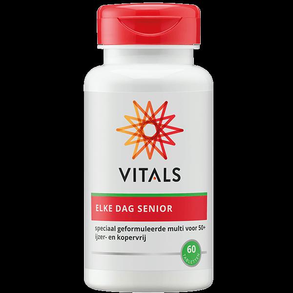 Elke dag senior capsules 60 capsules Vitals