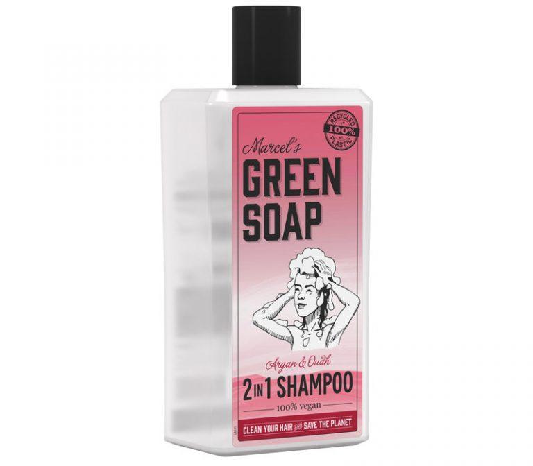2 in 1 Shampoo argan & oudh 500ml Marcel's GR Soap