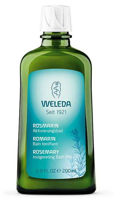 Rozemarijn activeringsbad 200 ml Weleda
