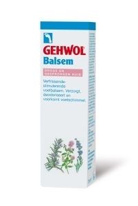 Balsem droge/gesprongen huid 75 gram Gehwol