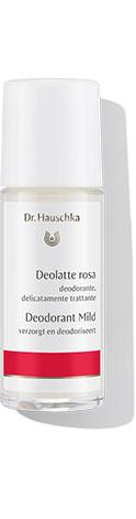 Deodorant rozen / mild 50 ml roll-on Hauschka
