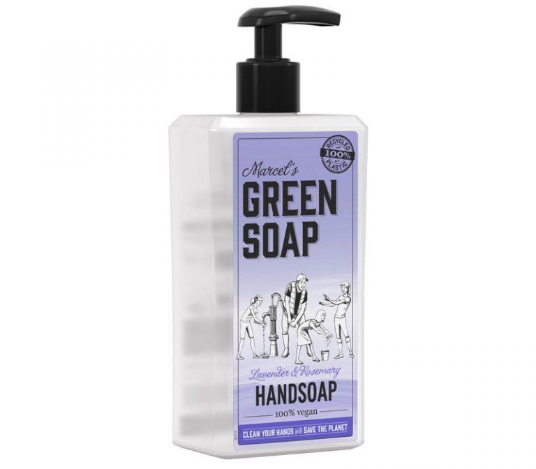 Handzeep lavendel & rozemarijn 500ml Marcel's GR Soap