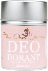 Deodorant poeder Jasmijn 120 gram The Ohm Collect