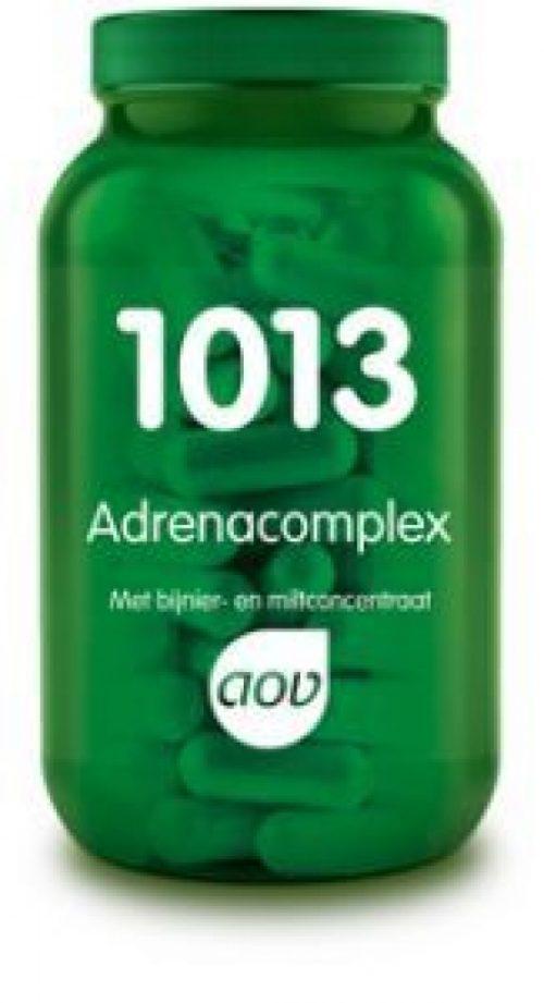 1013 Adrenacomplex 60 capsules AOV