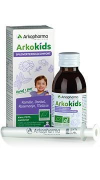 Arkokids spijsverterings siroop 100 2168ml Arkopharma*