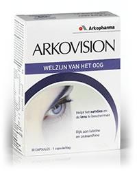 Arkovision 30 capsules Arkocaps