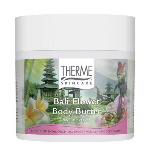 Bali flower body butter 250 gram Therme