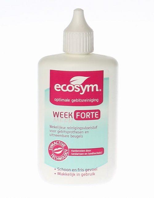 Ecosym forte wekelijks gebruik 100 ml