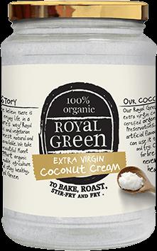 Kokos cooking cream extra virgin 1400 ml Royal Green