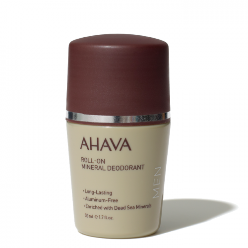 Men deodorant dead sea minerals 50 ml Ahava
