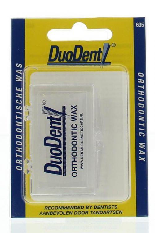 Orthodontic wax 1 stuks DuoDent