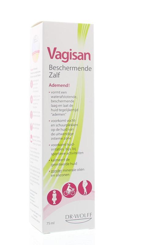 Beschermende zalf 75 gram Vagisan