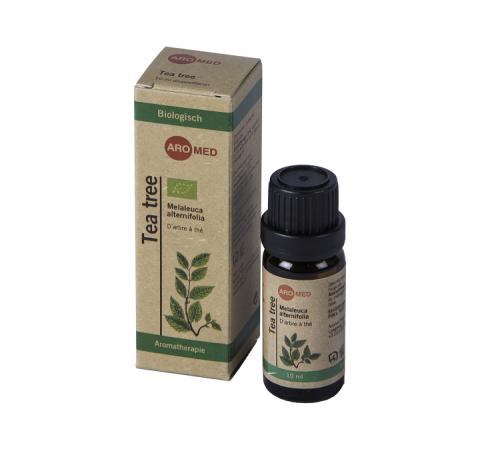 Tea tree bio olie 10ml Aromed