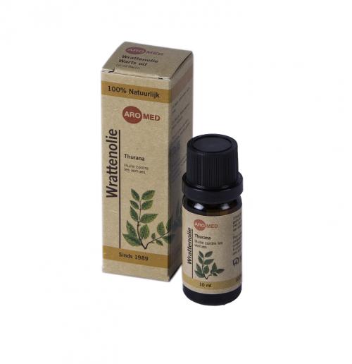 Thurana wratten olie 10 ml Aromed