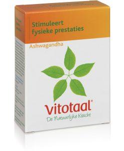 Ashwagandha 45 capsules Vitotaal