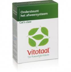 Cat's claw 45 capsules Vitotaal