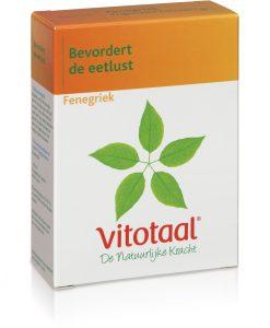Fenegriek 45 capsules Vitotaal