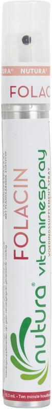 Folacin 13.3 ml Vitamist Nutura