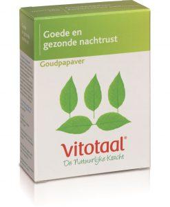 Goudpapaver 45 capsules Vitotaal