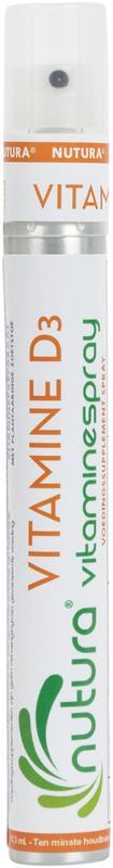 Vitamine D3 13.3 ml Vitamist Nutura