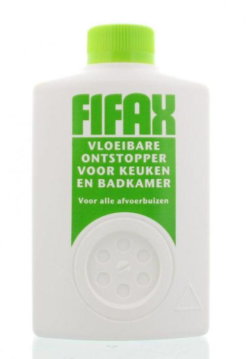 Vloeibare ontstopper groen 500 ml Fifax