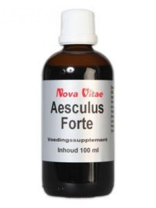 Aesculus forte (paardekastanje) 100 ml Nova Vitae