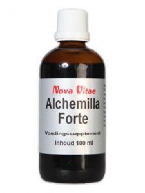 Alchemilla forte (vrouwenmantel) 100 ml Nova Vitae