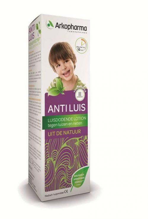 Anti luis lotion (natuurlijk) 100 ml Anti Luis