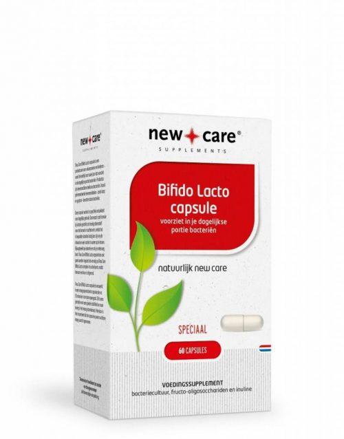 Bifido Lacto capsule 60 capsules New Care